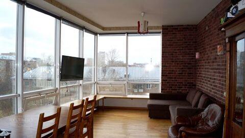 3-комнатная квартира, 100 кв.м., в ЖК «Аэробус»