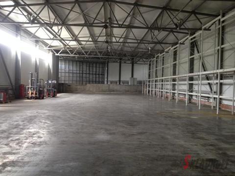 Аренда склада 1100м2 в Томилино