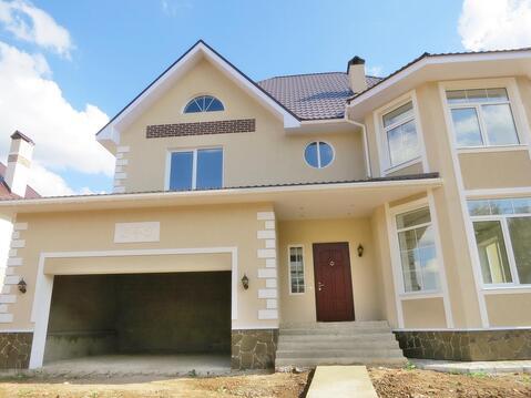 Кирпичный дом 370 м2, 19,6 млн руб, 25 км Киевское шоссе