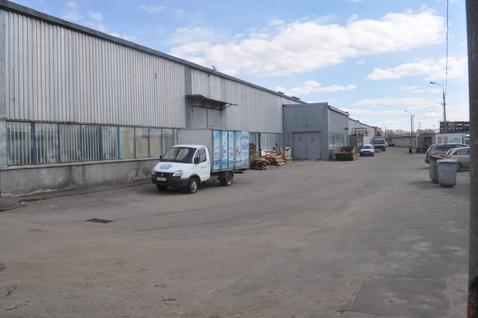 Продажа производственно-складского здания