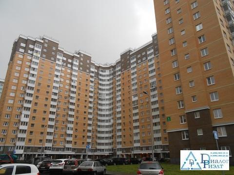 """1-комнатная квартира, 37 кв.м., в ЖК """"Люберцы 2017"""""""