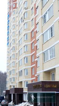 """1-комнатная квартира, 38 кв.м., в ЖК """"Любимое Домодедово"""""""