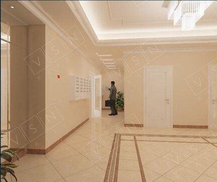 """3-комнатная квартира, 102 кв.м., в ЖК """"Балтийский Квартет"""""""