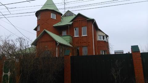 Предлагаю к продаже дом в д.Сергеевка, Подольский р-н