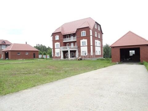 Дом 530 м2 со всеми коммуникациями на уч-ке 40 соток, 20000000 руб.