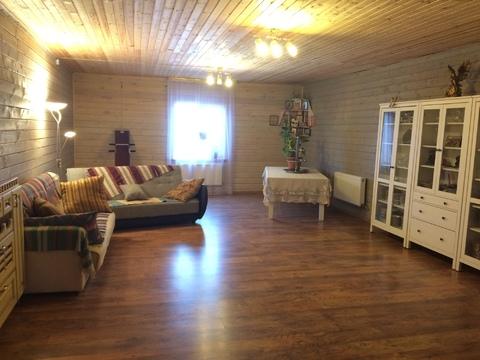 Продается брусовой дом, 220 квм в д.Солнышково