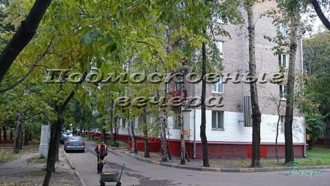 Метро Новогиреево, Зеленый проспект, 105, 1-комн. квартира