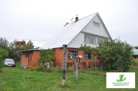 Продам трехэтажную дачу из кирпича рядом с ж/д ст.Фаустово