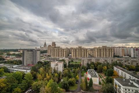 Продаётся квартира на Ломоносовском проспекте, 41. 3 спальни+гостиная.