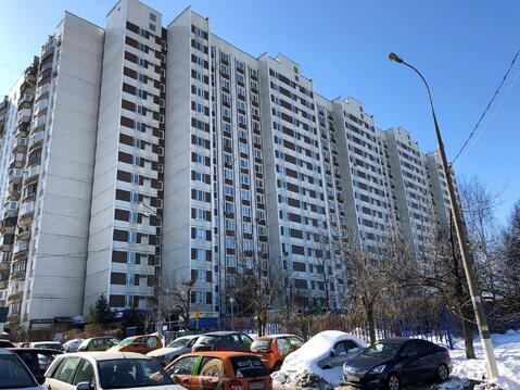 2 комнатная кв-ра м. Борисово, ул. Борисовские пруды, д10к1
