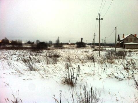 Участок 20 соток в д. Старо, Рузский район