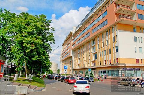 Офис 33,9м в бизнес-центре на Научном проезде д.19