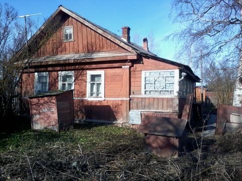 Д.Семенково (Нудоль, Клинский район)