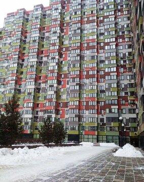 """1-комнатная квартира, 41 кв.м., в ЖК """"Юнион парк"""""""