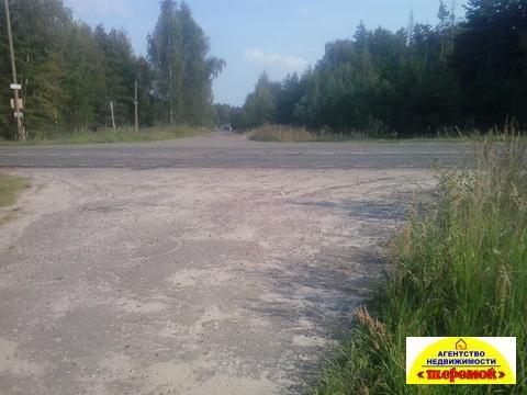 Участок д. Барсуки 30 сот Егорьевский р-он Московская обл.