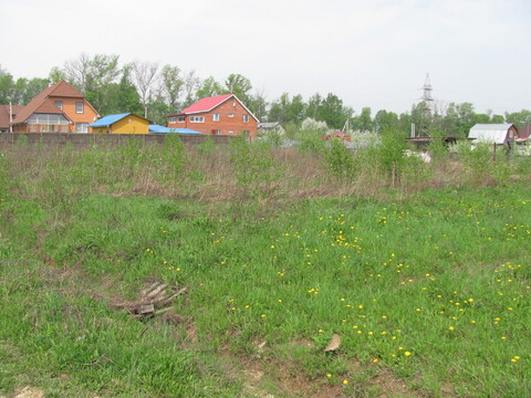 15 соток в селе Шарапово
