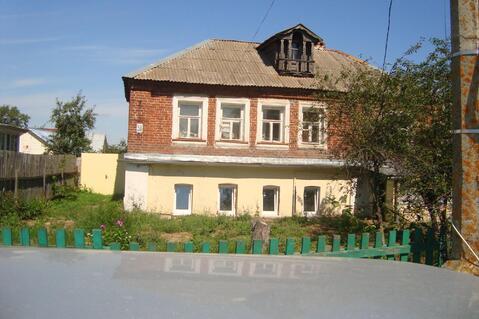 Двухэтажный кирпичный дом, г. Коломна, ул. Пролетарская