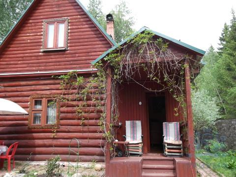 Продаётся дом в СНТ Лесные хутора.