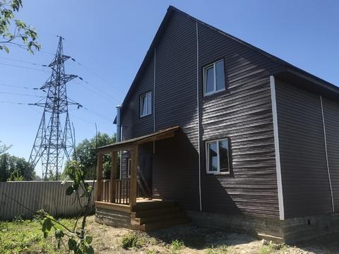 Купить дом из бруса в Наро-Фоминском районе г. Нарофоминск