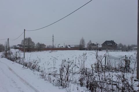 Участок ИЖС в деревне Исавицы, Можайского Муниципального района
