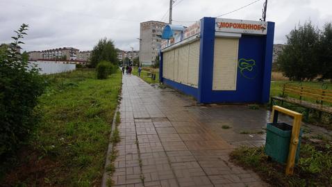 Павильоны в Краснозаводске