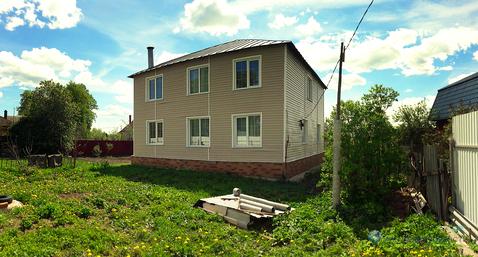 Дом со всеми коммуникациями в городе Волоколамск Московской области