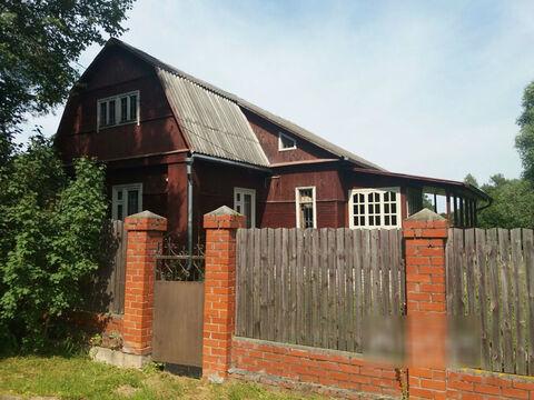 Дом 140 м2 - Можайский район, деревня Псарёво.