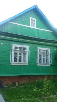 Дом с участком Малые Вяземы