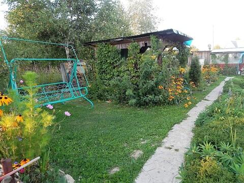 Дача в Подмосковье, Чеховский район д. Алачково