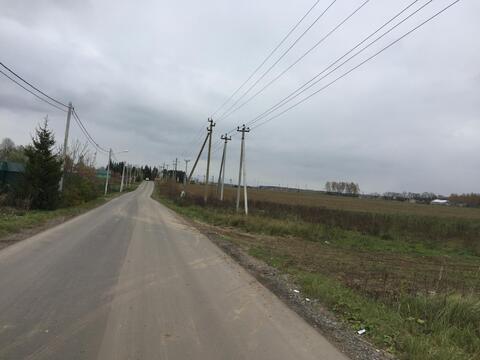 7 соток д.Плешкино Чеховского района