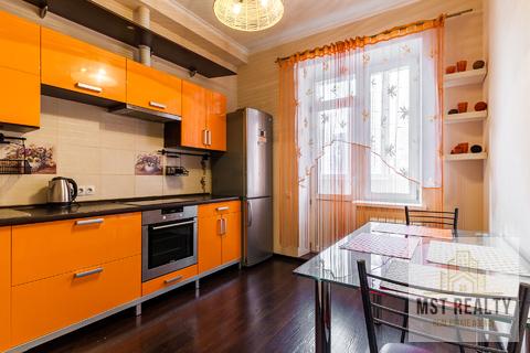 Однокомнатная квартира с солнечной кухней