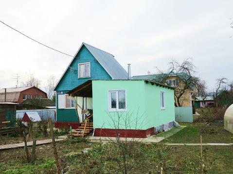 Жилой дом в Дорохово. Прописка. Газ. ж/д станция 300 метров.