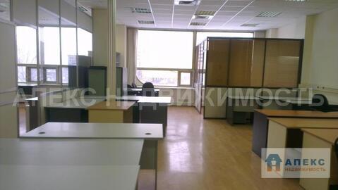 Аренда офиса пл. 462 м2 м. Пролетарская в административном здании в .