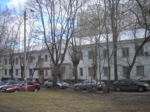 Осз 1060 м. Под офис, гостиницу, свободного назначения б.Очаковская 15