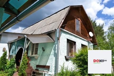 Дачный дом в Егорьевском районе, д. Верейка