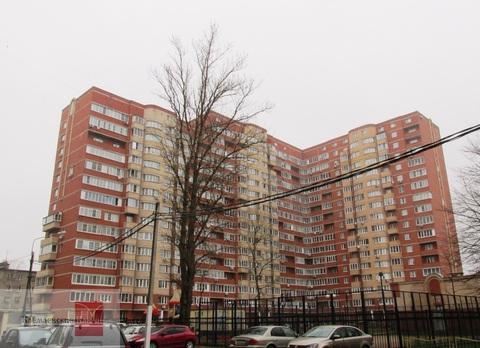 1-к квартира, 56.3 м2, 2/16 эт, п. Кокошкино, ул. Дзержинского, 8