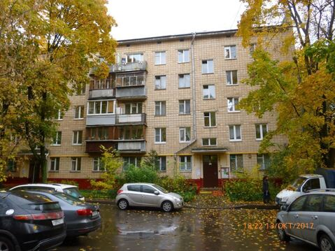 Москва, 3-х комнатная квартира, Песчаный пер. д.14 к2, 10480000 руб.