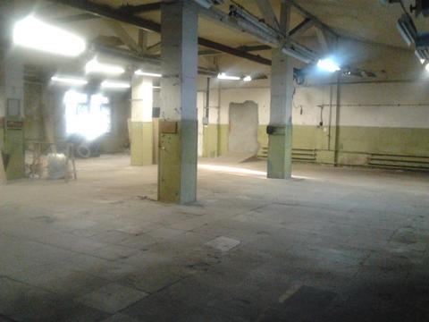 Сдаю под склад-производство, рядом ТТК, ЮВАО