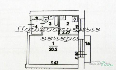 Метро Профсоюзная, Нахимовский проспект, 67к3, 1-комн. квартира