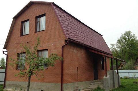 Дом 120 м2, д. Богоявление, Калужское ш, 55 км, Н.Москва