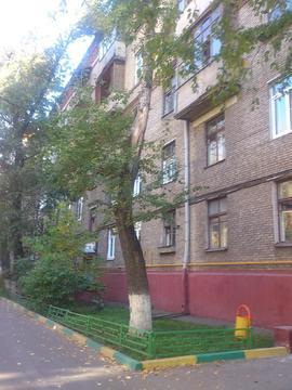 Просторная трешка в сталинском доме