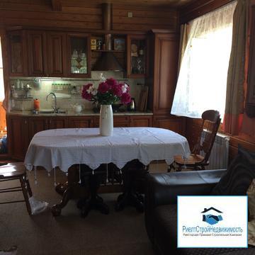 Дом со всеми коммуникациями рядом с Можайским водохранилищем
