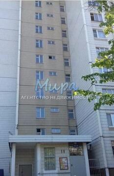 Москва, 1-но комнатная квартира, Симферопольский б-р. д.14к1, 8900000 руб.