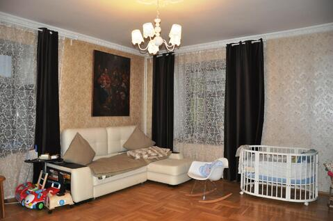 Четырехкомнатная квартира в Дорогомилово