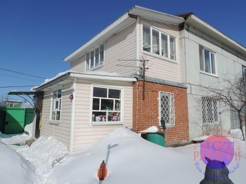 Часть жилого дома100м2 в Павлово-Посадском р-не, д.Кузнецы,50 км.отмкад, 4400000 руб.