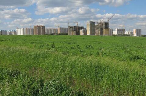 Участок 14.23 Га для многоэтажной застройки в Видном в 7 км от МКАД