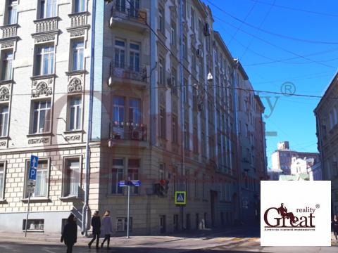 Продажа квартиры, м. Чистые пруды, Лялин пер.