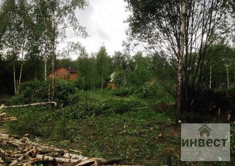 Продается земельный участок 9 соток, д.Шапкино, СНТ «Репка»