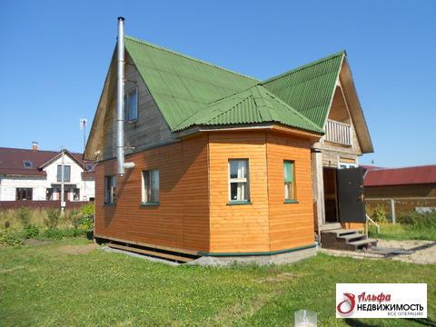 Жилой дом в д. Кузяево, дп Антоновка-2