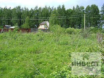 Продается земельный участок 15 соток, Наро-Фоминский р-н, п. Турейка